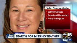 Valley teacher reported missing in Flagstaff