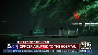 Pinetop-Lakeside officer injured in shooting
