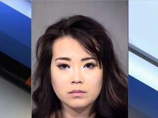 PD: Woman arrested in Tempe wrong-way collision