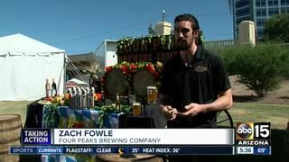 Attend Oktoberfest at Tempe Beach Park