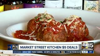 Eat, drink for cheap all week at Market Street