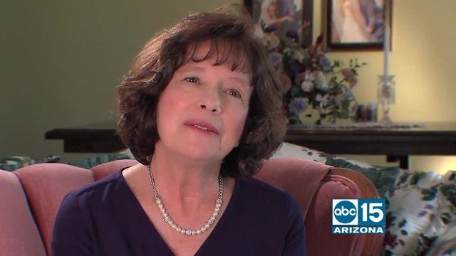 SimonMed Imaging- Stories of Strength honoree Claudia Bretzing
