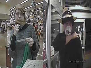"""""""Fashion Forward Bandit"""" sought in robberies"""