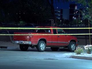 Man shot while driving on I-17/Camelback