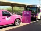 Discounted Lyft rides for PHX transit users