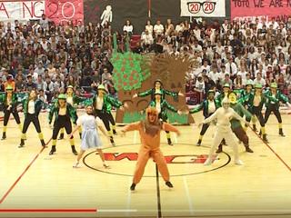 WATCH: AZ school's 'Wizard of Oz' pep rally
