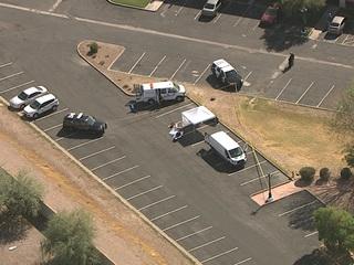 PD: Man found dead in Mesa hotel parking lot