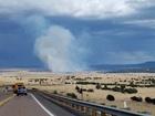 600 acre wildfire burning in eastern Arizona