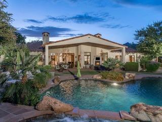PHOTOS: Jeff Hornacek selling AZ home for $3M