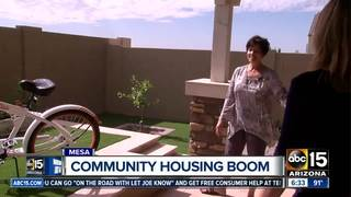 Mesa neighborhood fastest growing in the country