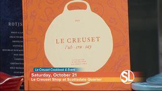 Get cooking! NEW Le Creuset Cookbook
