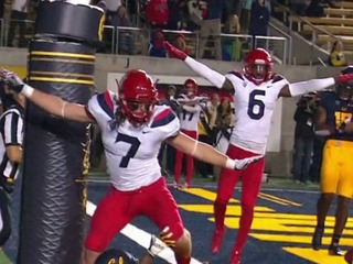 VIDEO: UA beats Cal 45-44 in double overtime