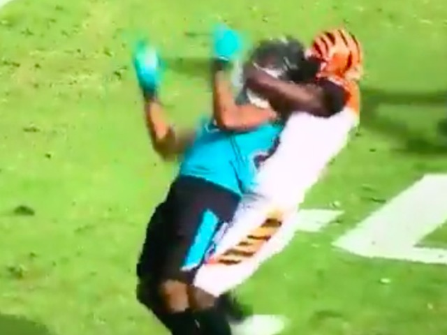 AJ Green and Jalen Ramsey ejected after rumble