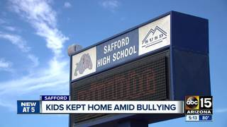 Escalated reports of bullying concerning parents