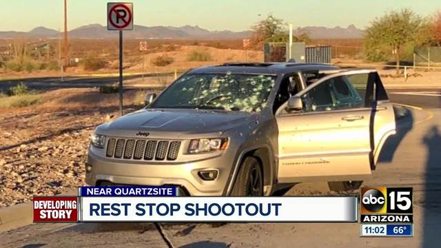 Trooper-involved shooting shuts down stretch of Interstate 10 in Arizona