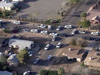 3 dead, officers OK in PHX PD-involved shooting