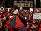 Teachers who led strikes turn focus to elections