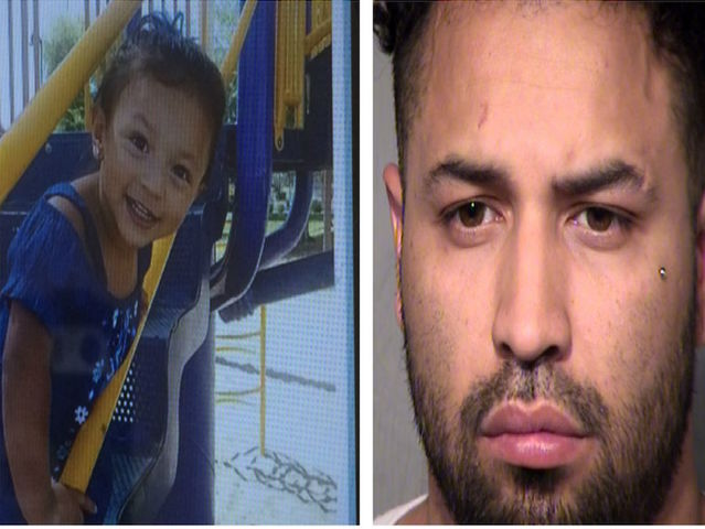 Amber Alert issued for 2-year-old Peoria girl