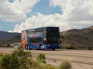 $1 trip to Vegas: MegaBus launches new PHX route