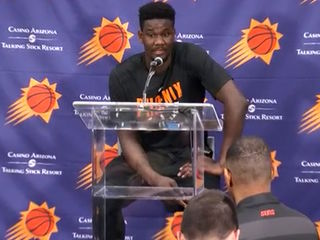 Nearly all experts agree: Suns will draft Ayton