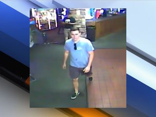 Man dressed as worker, lured kids at Golfland