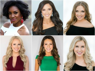 The 28 women competing for Miss Arizona 2018