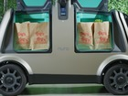 Big grocery chain to test driverless delivery