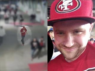 Body found near stadium is missing 49ers fan