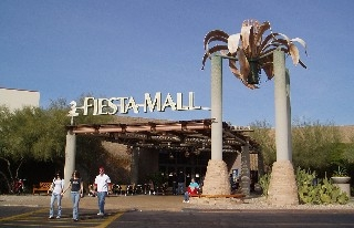 Dept. store elevator sparks fire at Mesa mall