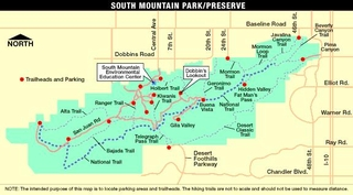 South Mountain Hiking Guide