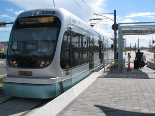 Changes coming to downtown Phoenix light rail