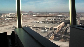 Sky Harbor Airport Control Tower