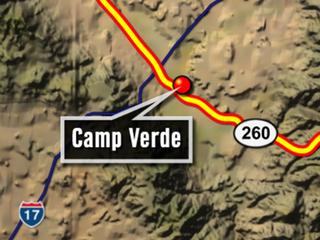 Highway widening work near Camp Verde to begin