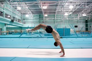 Valley teen gymnasts to compete internationally. Gymnastics