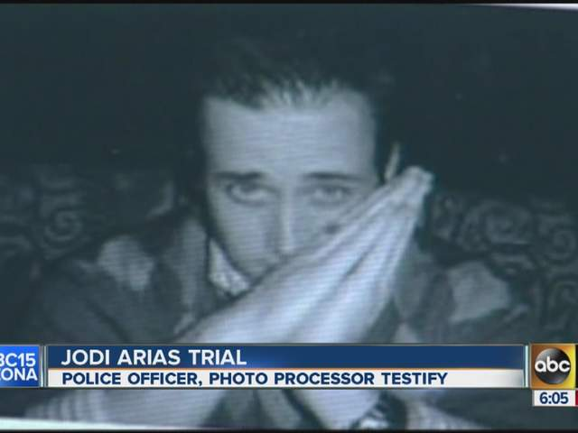 Jodi Arias Sexually Graphic Photos