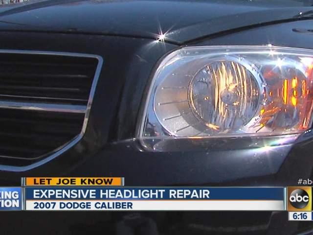 Burnt Out Headlight : Dodge caliber fuse box recall wiring diagram