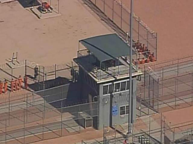 adc  three officers injured in lewis prison assault