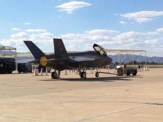AZ base a possible location for F-35 unit