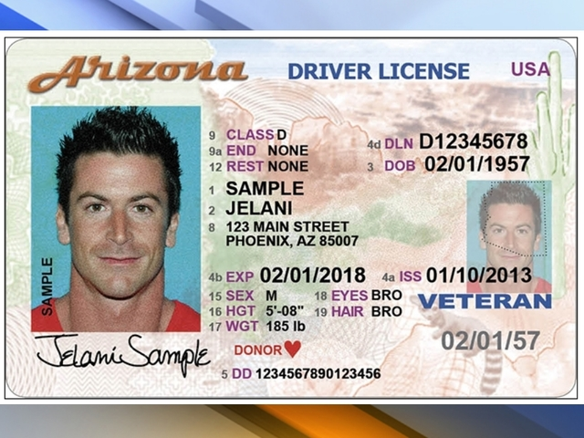 Test You Pass Can Exam Written Driver See The If Arizona License