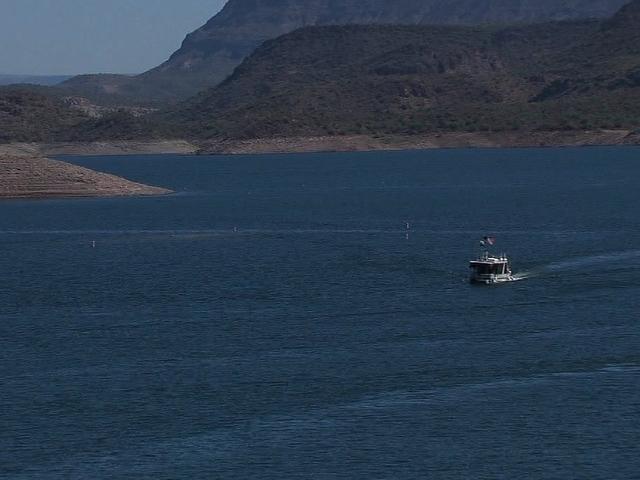 FD: Teen girls burned in Lake Pleasant boat fire - One