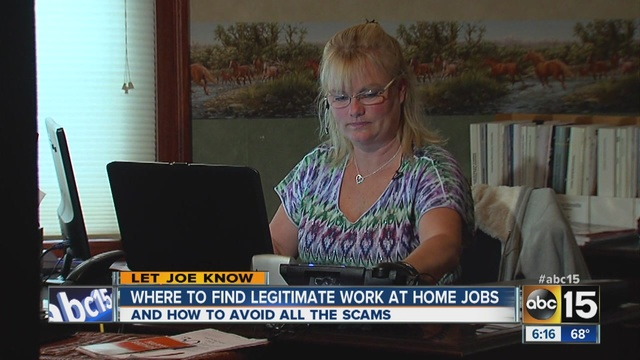 6 legitimate work from home jobs that really pay abc15 arizona