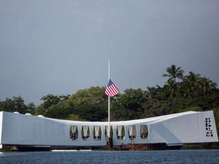USS Arizona Memorial to remain closed
