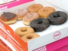 Tuesday only: FREE coffee from Dunkin' Donuts!