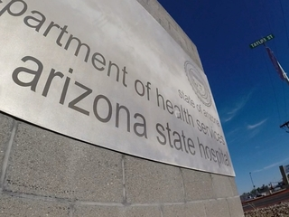 Sources: AZ mental hospital patient gouges eye