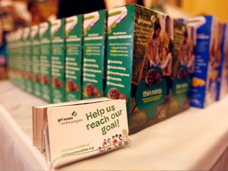 Why? New Girl Scouts cookie won't be sold in AZ