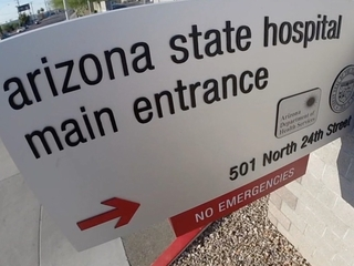AZ State Hospital sued by advocates over access