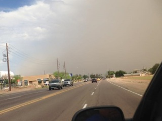 Experts say we could see more dangerous dust