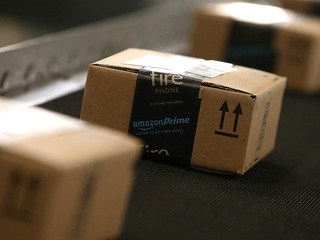 Amazon customers blaming couriers for problems