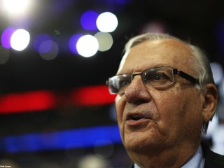 Arpaio will be keynote speaker at GOP dinner