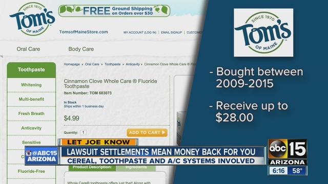 Make money with these lawsuit settlements - ABC15 Arizona